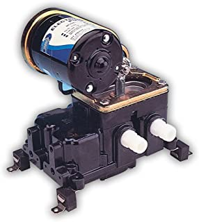 belt driven bilge pump