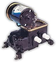 Jabsco 36600 Series Marine PAR, Diaphragm Belt Drive Bilge Pump, 480 GPH