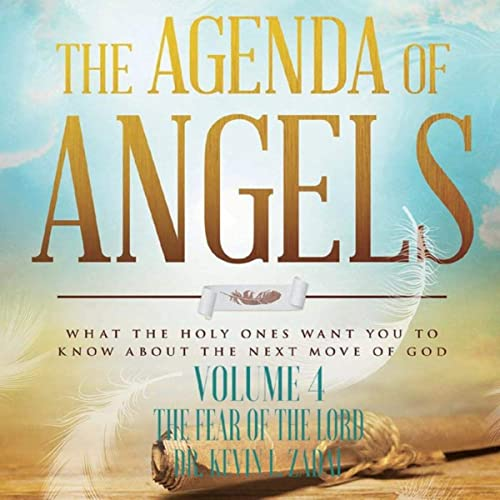 The Agenda of Angels, Vol. 4: The Fear of the Lord by Dr ...