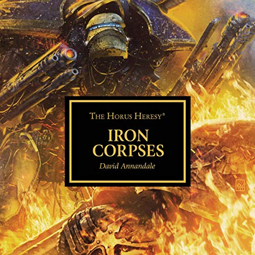 Iron Corpses audiobook cover art