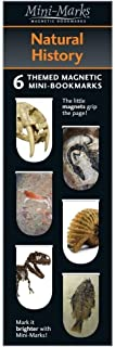 Natural History Mini-Marks - Magnetic Bookmarks