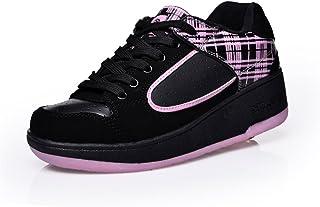Genda 2Archer Big Boys' Single Wheels Roller Shoes Skate Sport Sneakers