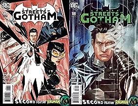 Batman: Streets of Gotham #17-18 (2009-2011) Limited Series DC Comics - 2 Comics