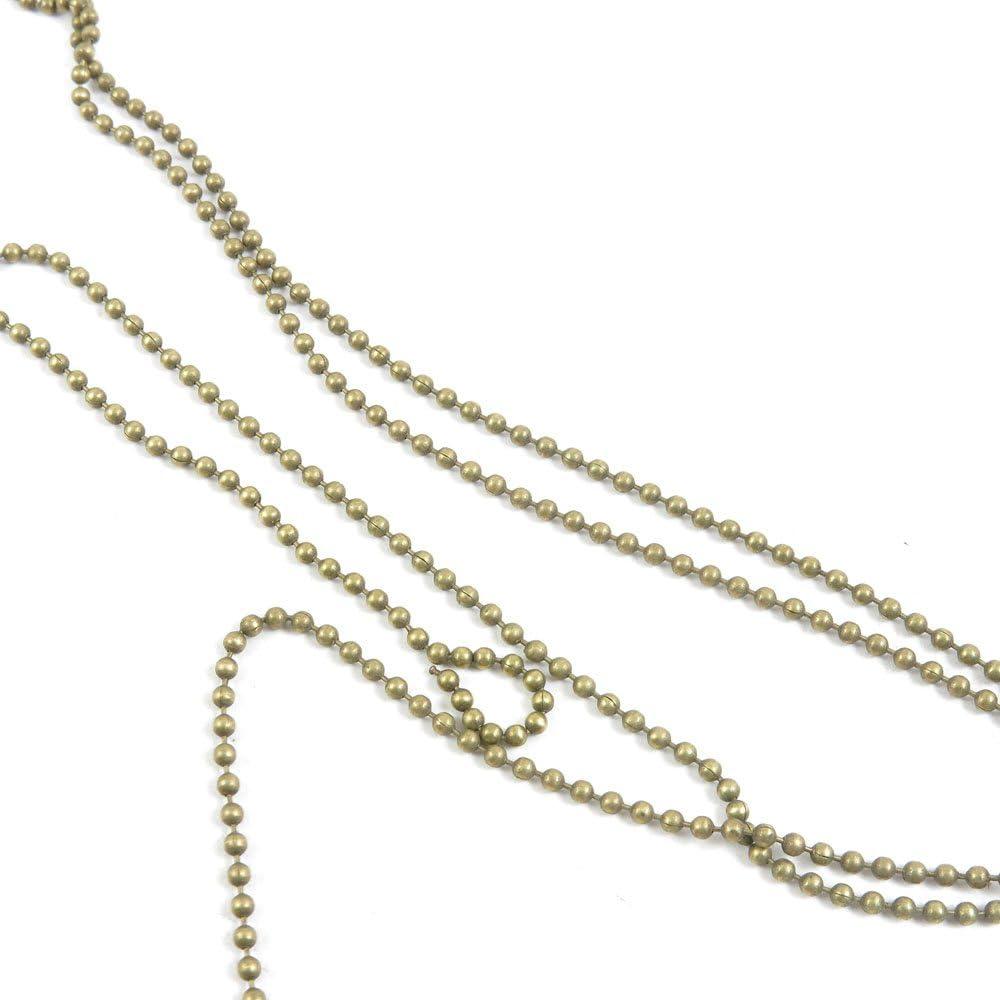 130 Outlet SALE PCS Jewelry Making Chains Jew Popular Bronze Fashion Ancient Antique