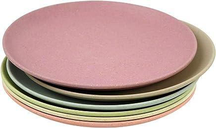 Preisvergleich für zuperzozial Auswahl Farbe Frühstücksteller Kuchenteller Take The Cake (Dawn Color)