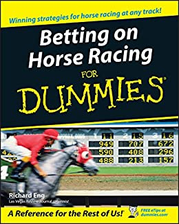 Books about horse racing betting for dummies guaranteed stop loss spread betting