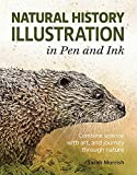 Natural History Illustration in Pen and Ink: Combine science with art, and journey through nature