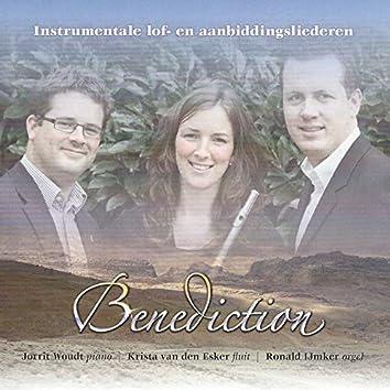 Benediction: Instrumentale lof- en aanbiedingsliederen