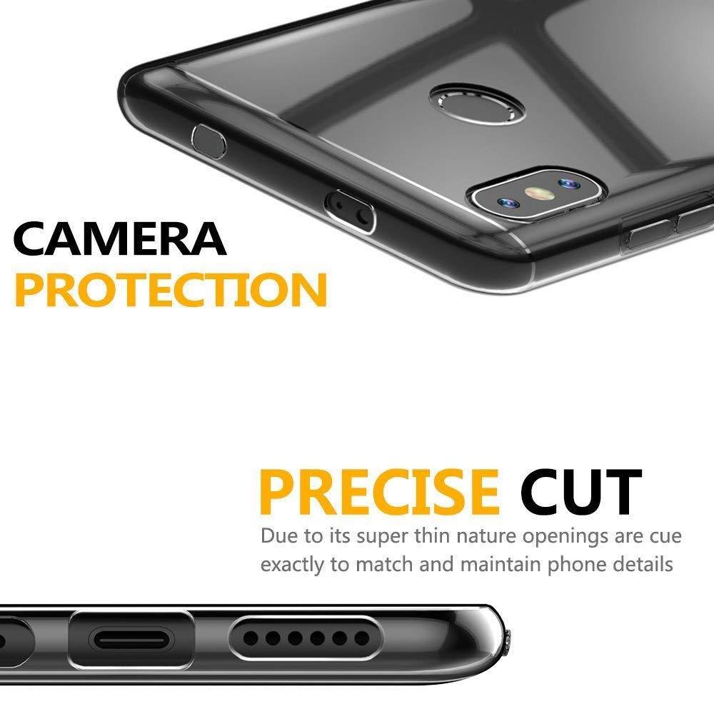 Ferilinso Funda para Xiaomi Mi A2 Lite, Ultra [Slim Thin ...