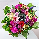 Ramo de flores Laponia - RECIÉN CORTADAS y NATURALES de Gran Tamaño - ENTREGA EN 24h con Dedicatoria Personalizable Gratuita - FLORES FRESCAS PARA DEDICAR