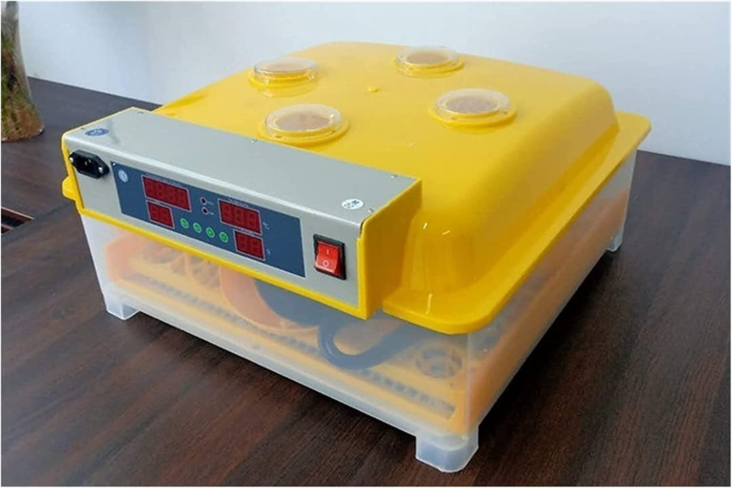 HUACHEN-LS Super sale Ranking TOP7 Automatic Egg Incubator Household Small 24