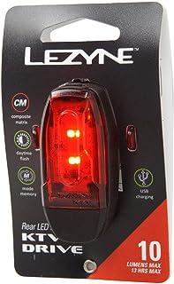 Taille Fabricant : t.One sizeque FR Unique LEZYNE Ktv Pro Smart arri/ère Eclairage v/élo//VTT LED Rechargeable USB Mixte Adulte Black