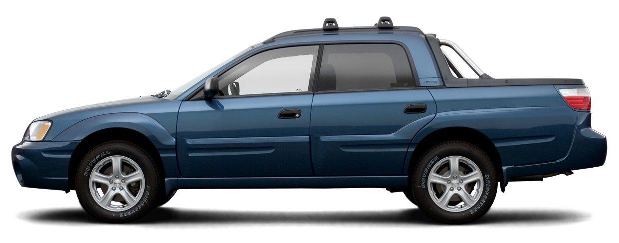 2006 Subaru Baja Sport, 4-Door Automatic Transmission