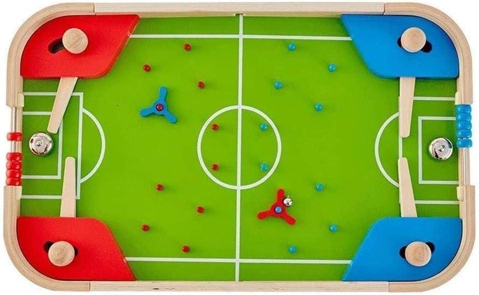 YLJYJ Máquina de Pinball de Mesa para niños, Juego de Mesa para Jugar al fútbol, máquina de fútbol de Mesa para bebés, Juego de Mesa de 3 a 6 años (Juegos de Escritorio)