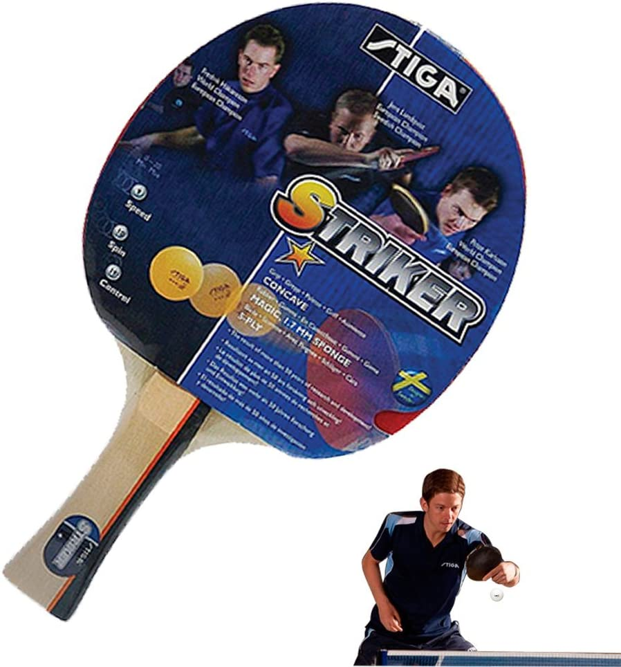 Stiga Striker 1 Star All stores Max 70% OFF are sold Table Tennis Racket