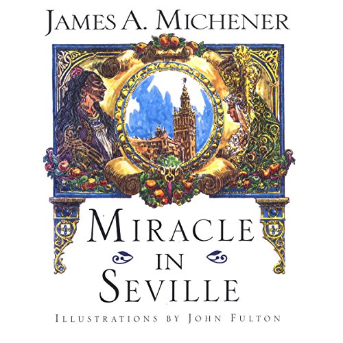Miracle in Seville audiobook cover art