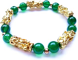 green wealth gold