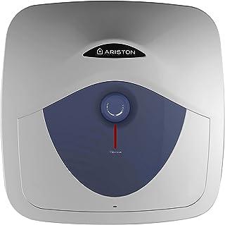 Ariston Blu Evo RS elektrische boiler, 10 liter, laadprofiel XXS, vermogen 2000 W, compact, eenvoudig te bedienen, ontworp...