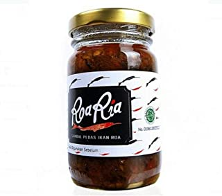 Roa Ria Sambal - made from roa fish