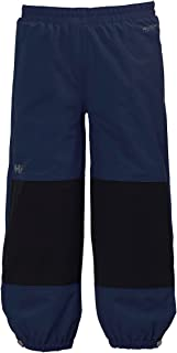 Helly Hansen Shelter Waterproof Lightweight Windproof Breathable Pantalones, Infantil
