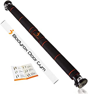 BODYROX ドアジム 懸垂バー 安全ストッパー付き 64-105cm