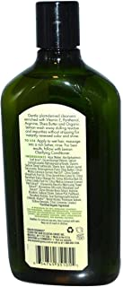 Avalon Organics Shampoo Clarifying Lemon 325 ml