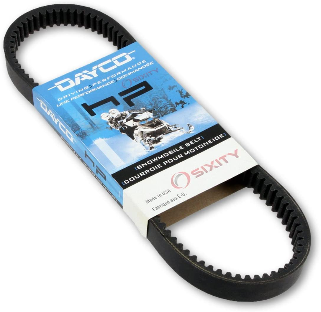 Dayco HP Drive Online limited product Super sale period limited Belt for 1995 - Formula High Performan SL Ski-Doo