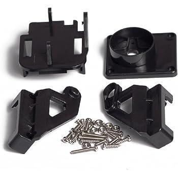 SG90サーボ用 2軸 カメラマウント 2軸アングル FPV 空撮にも (マウントのみ)