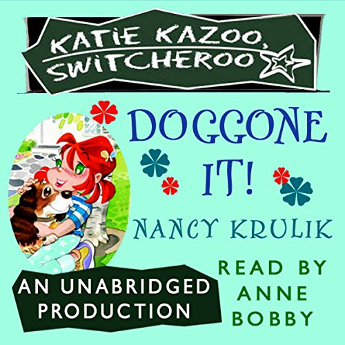 Katie Kazoo, Switcheroo #8 audiobook cover art