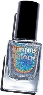glitter gal holographic nail polish