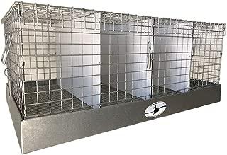 Best 4 hole rabbit transport cage Reviews