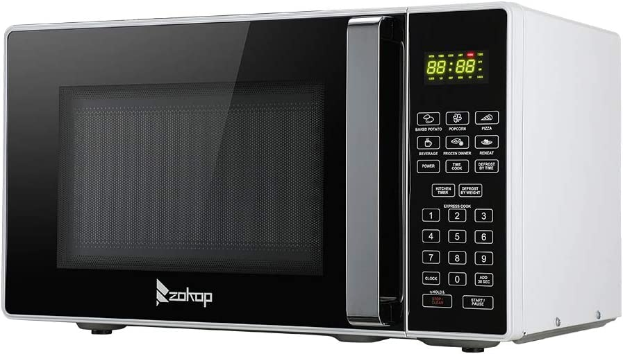 Max 50% OFF excellence JIAD Countertop Microwave Oven 0.9Cu.ft 900W w