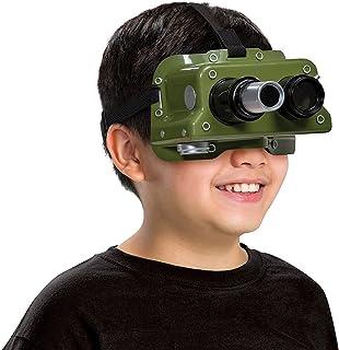 Ghostbuster Ecto Goggles ، لوازم جانبی لباس رسمی Ghostbusters Afterlife ، لباس بچه گانه با اندازه مناسب برای بچه ها