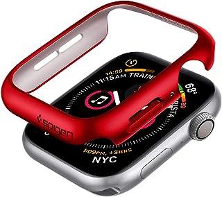 【Spigen】 Apple Watch 40mm ケース 【 Series SE/Series 6 / Series 5 / series 4 対応 】 落下 衝撃 吸収 簡易着脱 超薄型 シンプル スリム 軽量 アップルウォッチ 40ミリ ...