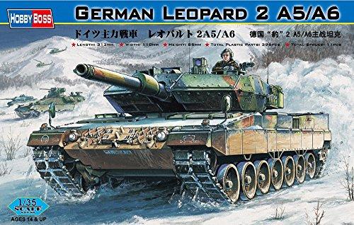 Hobby Boss 82402 Modellbausatz German Leopard 2 A5/A6 tank