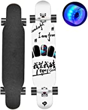 Asdfnfa Skateboard in Complete Board, Classic Skateboard, Adults Kids Skateboard, Beginners and Pro Skateboard (Color : #1)