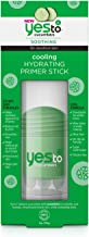 Yes To Cucumbers Cooling Hydrating Primer Stick - 1 Ounce | For Sensitive Skin | Cucumbers To Instantly Cool, Hytdrate, Sm...