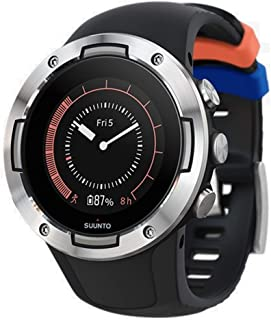 5 GPS Sports Watch with 24/7 Activity Tracking and Wrist-Based Heart Rate