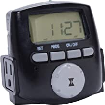 intermatic landscape lighting timer