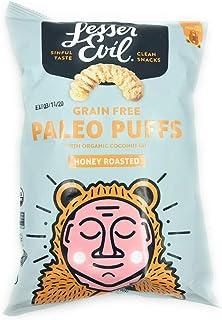 Lesserevil Paleo Puffs, Honey Roasted, 5 oz