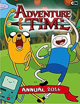 Adventure Time: Annual 2016 - Book #4 of the Adventure Time Single Issues #Annual