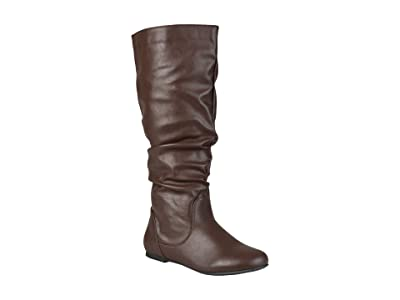 Journee Collection Jayne Boot Wide Calf