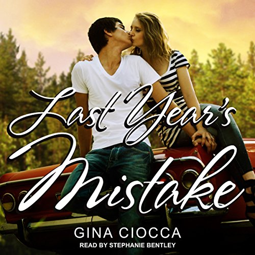 Last Year's Mistake audiobook cover art