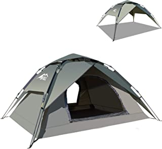 BFULL Camping Tent for 2 to 3 Persons,Instant Pop Up Tent...