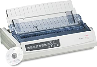 $469 » OKI 62411701 Microline 321 Turbo Dot Matrix Impact Printer