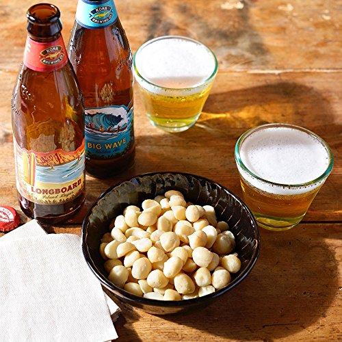 【小島屋】ローストマカダミアナッツ180g(1袋)うす塩仕立てオリジナル直火焙煎ナッツ