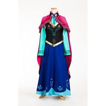 shoperama Super Deluxe Disfraz Frozen Frozen Anna en Viajes ...