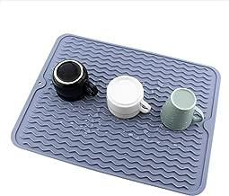 Silicone Dish Drying Mat, 12'' x 16