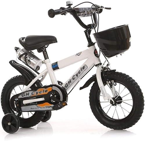 Sin impuestos JianMeiHome JianMeiHome JianMeiHome Bicicleta para Niños Bicicleta para Niños Bicicleta de 18 Pulgadas de 3 a 12 años con Estabilizadores  mejor opcion