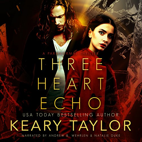 Three Heart Echo audiobook cover art